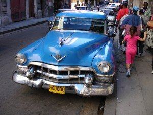 1950s cars are still common in Cuba but they're disappearing fast