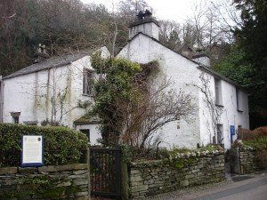 Dove Cottage: De Quincey lived here from 1809 after Wordsworth left