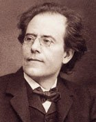 Gustav Mahler - currently celebrated in Manchester
