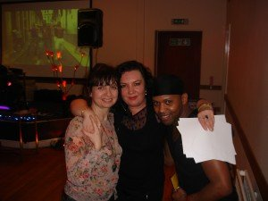 Lorraine, Kerry and Noel - Hail to the Trinity of Cuban Dance Teachers!!!